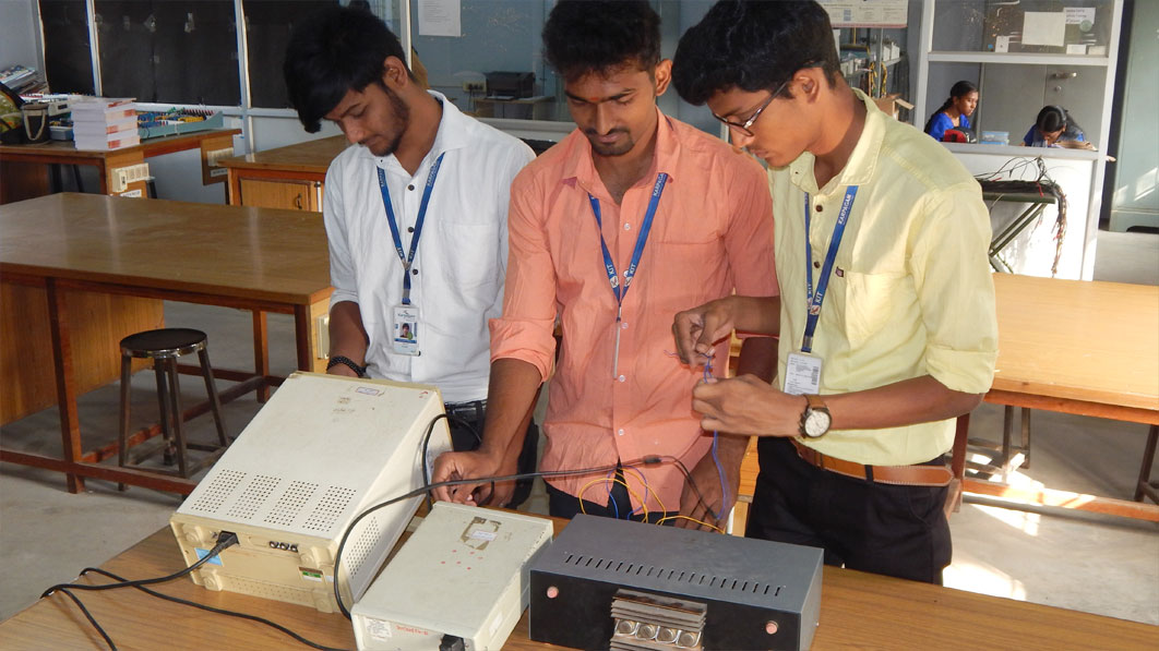 Student Projects - Top Mechanical Engineering colleges in India