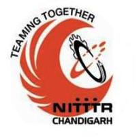 NITTR Chandigarh