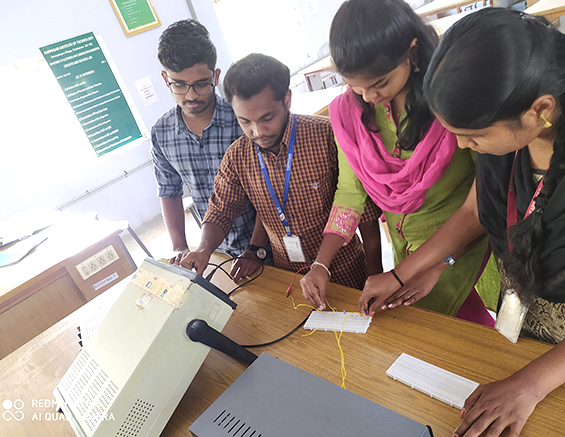 ECE Project - Top ECE Engineering colleges in Tamilnadu