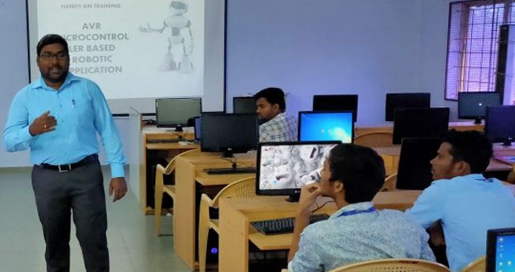 Hands-on Training - Engineering colleges in Coimbatore with address