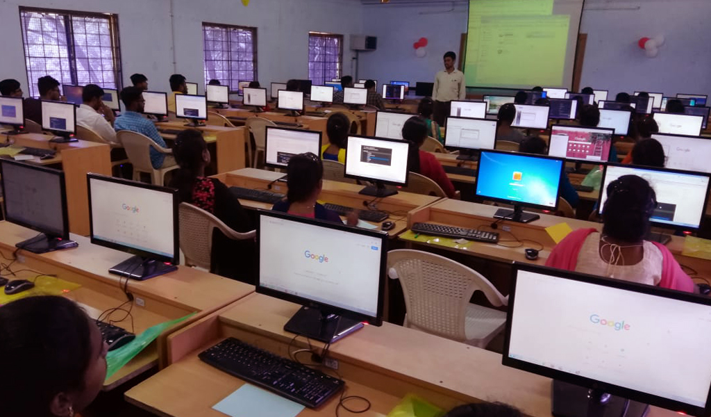 Best Computer Science Engineering Colleges In India- Karpagam Institute of Technology (KIT)