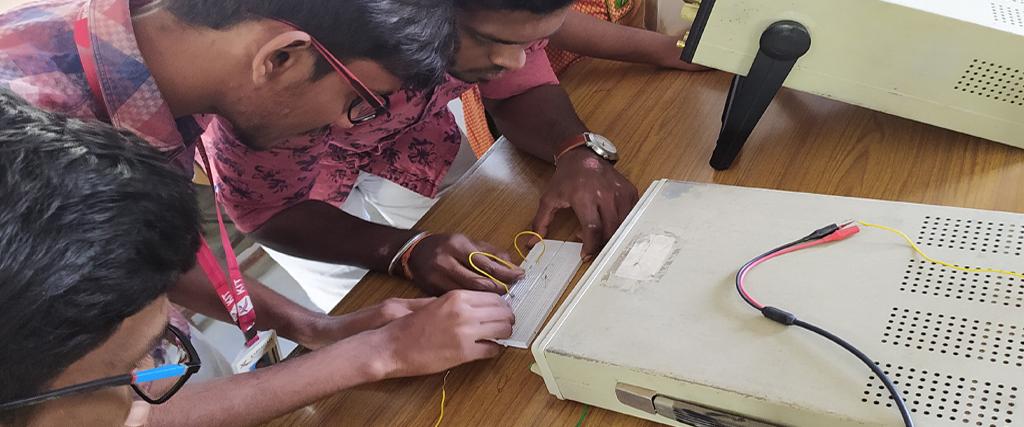 Project work - EEE Engineering colleges in Tamilnadu