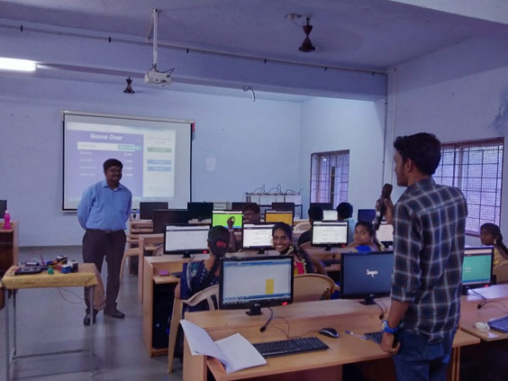 Student Projects - Top EEE Engineering colleges in India