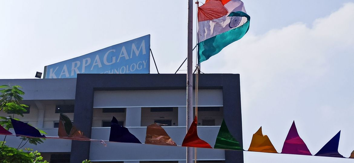Karpagam Institute of Technology - Republic Day 2021